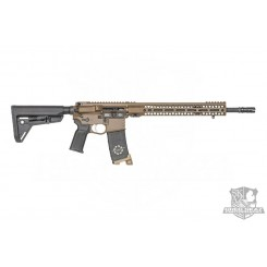 PATRIOT BROWN CMT 16 INCH MOD 1 OPTICS READY RIFLE- AVAILABLE ONLY AT RAINIER ARMS