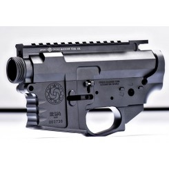 AR 15 CMT Billet Combo Receiver Set