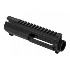 AR 15 CMT UPUR-4 Billet Upper- Slick Side With Dust Cover port